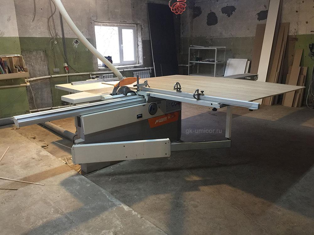 Производство мебели